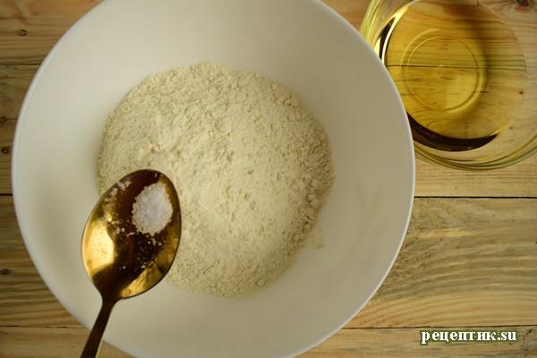 Быстрые рогалики из дрожжевого теста - рецепт с фото, шаг 2