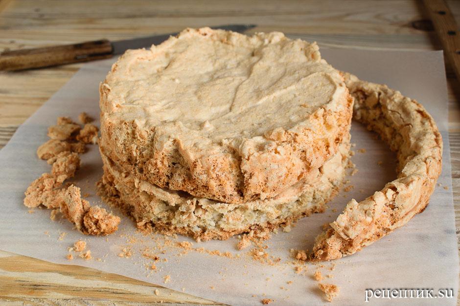 Настоящий киевский торт в домашних условиях - рецепт с фото, шаг 15