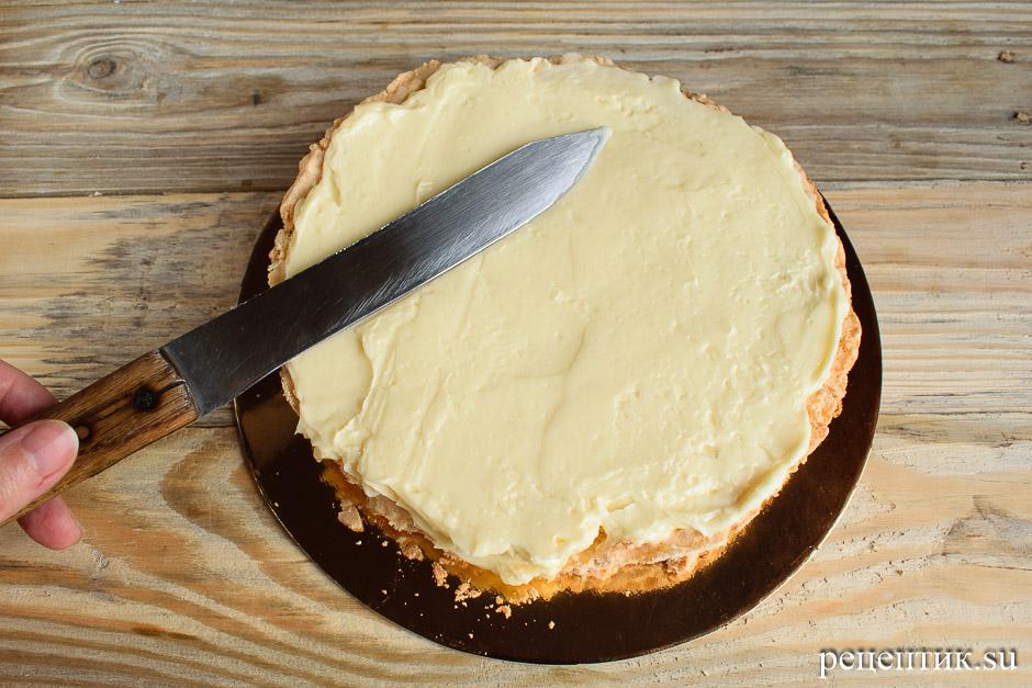 Настоящий киевский торт в домашних условиях - рецепт с фото, шаг 26