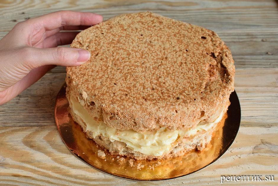 Настоящий киевский торт в домашних условиях - рецепт с фото, шаг 27