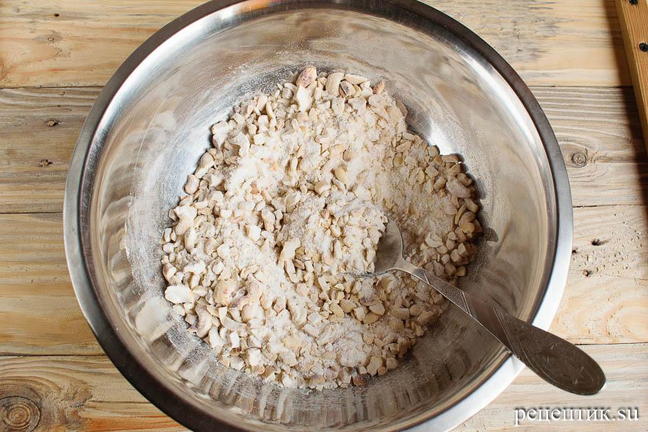 Настоящий киевский торт в домашних условиях - рецепт с фото, шаг 4
