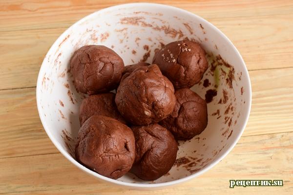 Кофейно-шоколадный торт с нутеллой «Ореховый мокко» - рецепт с фото, шаг 5