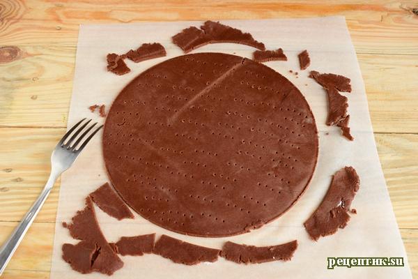 Кофейно-шоколадный торт с нутеллой «Ореховый мокко» - рецепт с фото, шаг 6