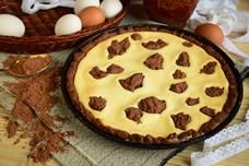Рецепт пирога «Коровка Бурёнка»