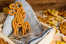 Рецепт старинных архангельских пряников-козулей