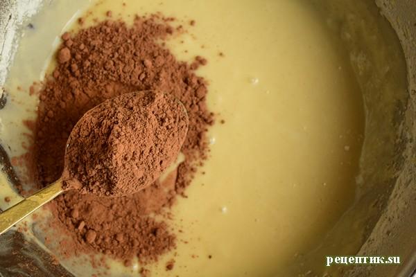 Шоколадный торт «Кучерявый мальчик» - рецепт с фото, шаг 10