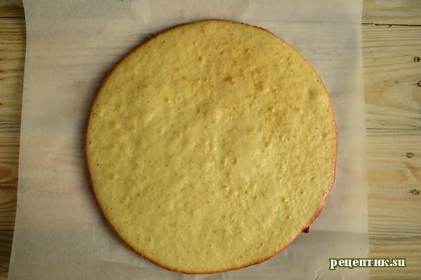 Шоколадный торт «Кучерявый мальчик» - рецепт с фото, шаг 9