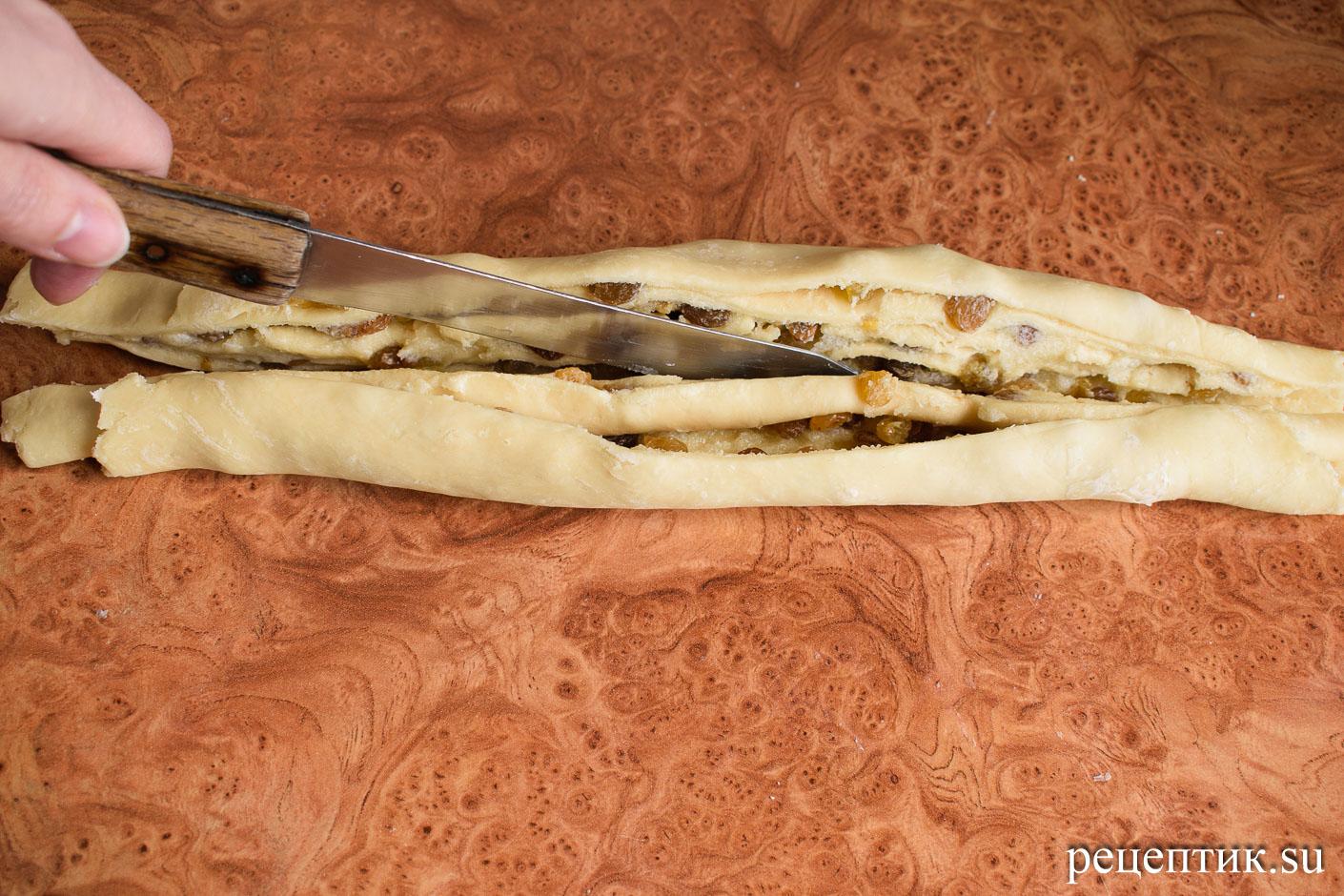 Пасхальный кулич-краффин – простой, быстрый и невероятно вкусный - рецепт с фото, шаг 17