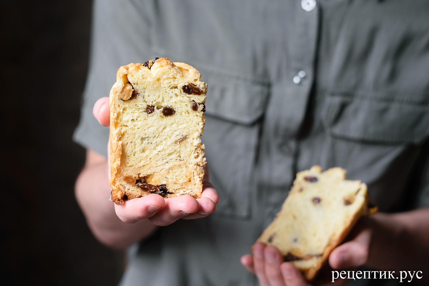 Пасхальный кулич-краффин – простой, быстрый и невероятно вкусный - рецепт с фото, результат