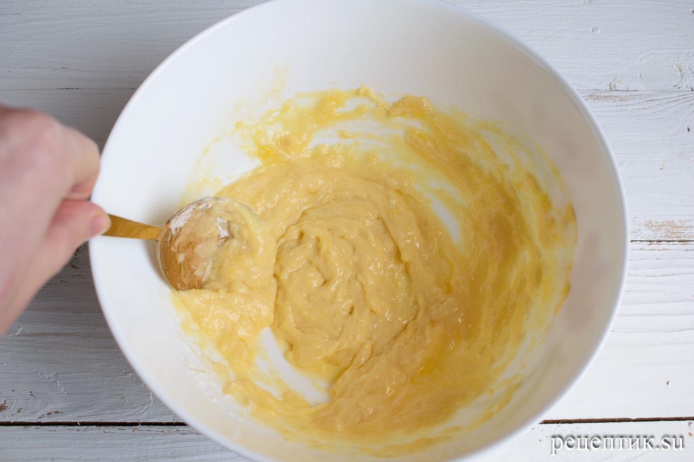 Пасхальный кулич-краффин – простой, быстрый и невероятно вкусный - рецепт с фото, шаг 4