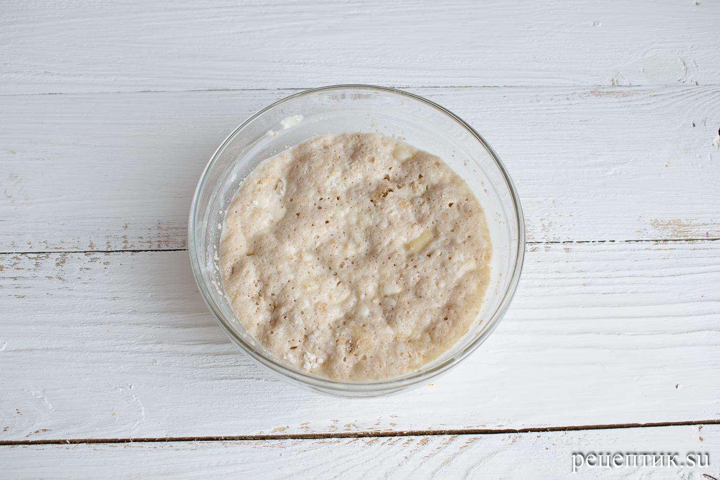 Пасхальный кулич-краффин – простой, быстрый и невероятно вкусный - рецепт с фото, шаг 5