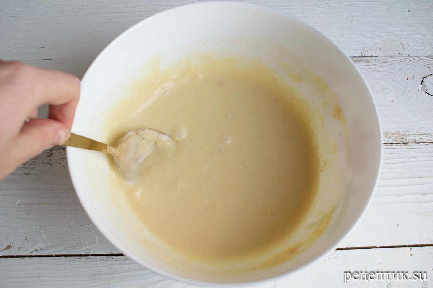 Пасхальный кулич-краффин – простой, быстрый и невероятно вкусный - рецепт с фото, шаг 7
