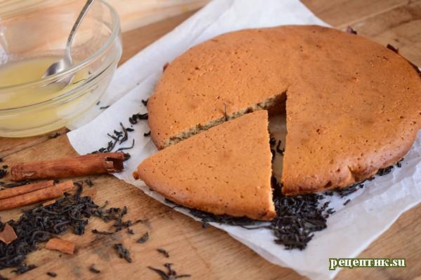 Медовый бисквит по мотивам еврейского пирога «Леках» - рецепт с фото, результат