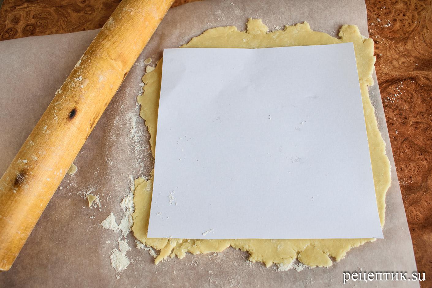 Торт «Ленинградский» — песочный торт с шоколадным масляным кремом - рецепт с фото, шаг 1