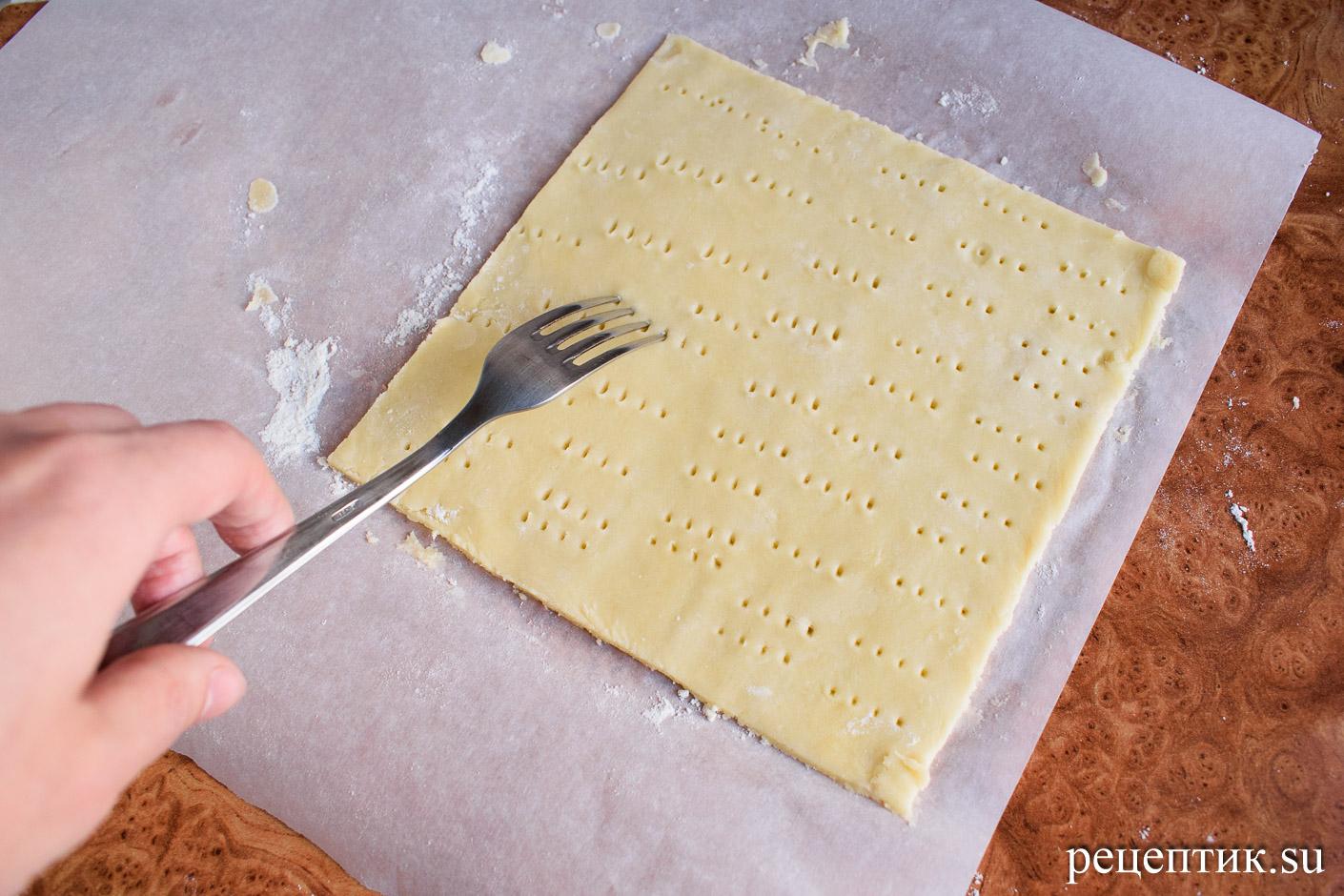 Торт «Ленинградский» — песочный торт с шоколадным масляным кремом - рецепт с фото, шаг 2