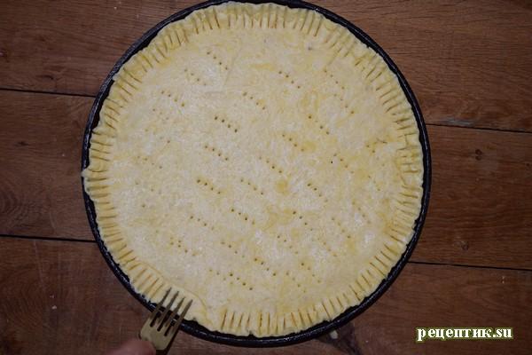 Лимонник — пирог из песочного теста - рецепт с фото, шаг 11