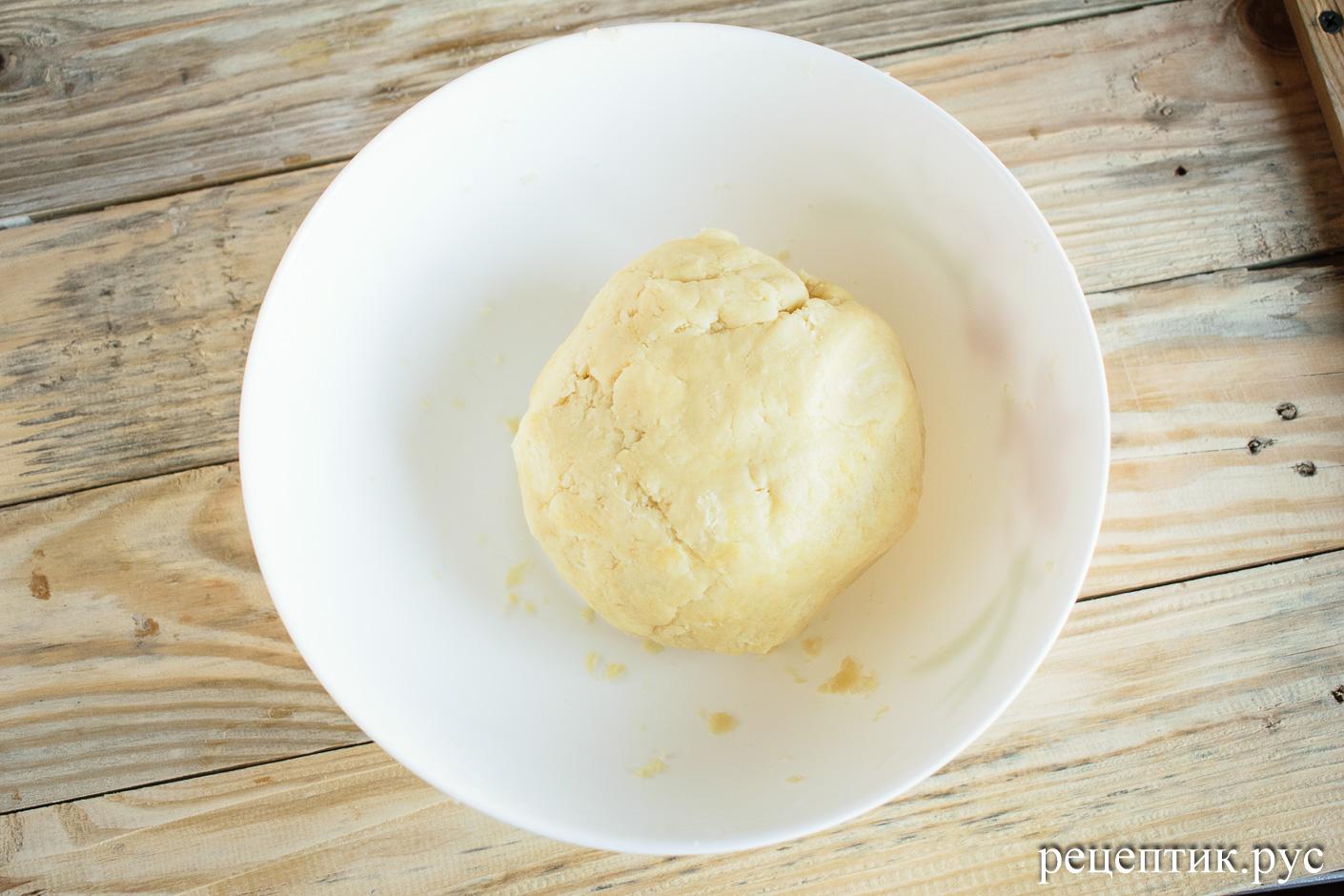 Линцерское печенье - рецепт с фото, шаг 4