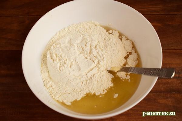 Молдавские пирожки «Вэрзэре» с капустой - рецепт с фото, шаг 2