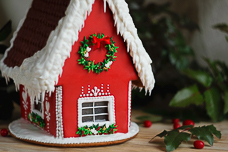 Рецепт новогоднего пряничного домика