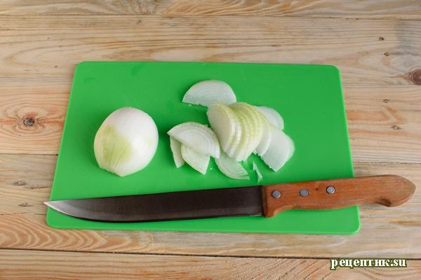 Острая сельдь по-корейски - рецепт с фото, шаг 3