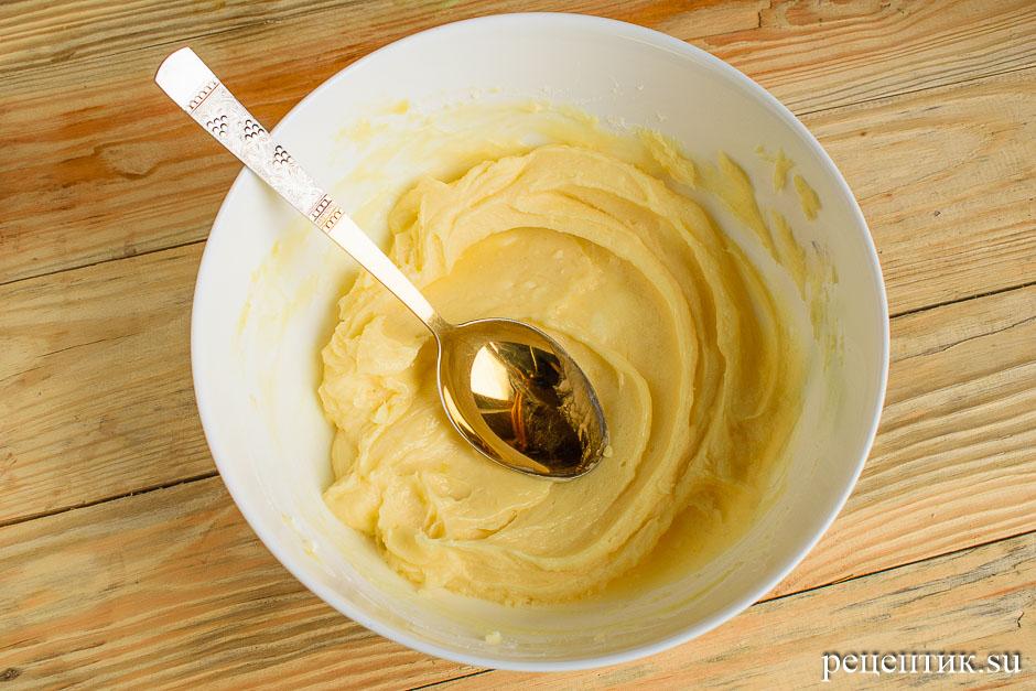 Печенье «Орешки» с вареной сгущенкой в формочках - рецепт с фото, шаг 2