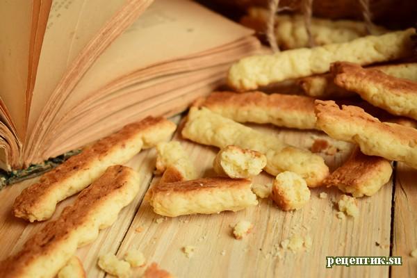 Венгерское печенье «Палочки» - рецепт с фото, результат
