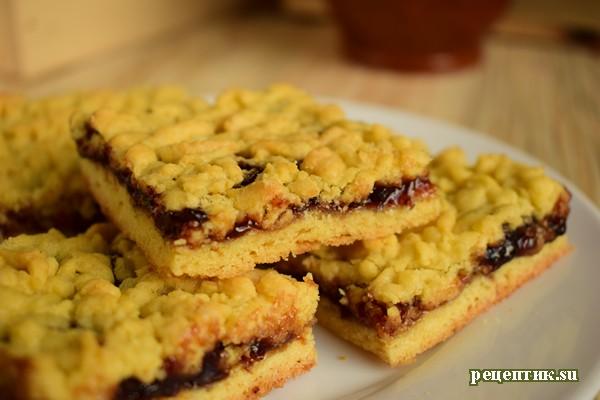Тертое печенье «Домашнее» - рецепт с фото, результат
