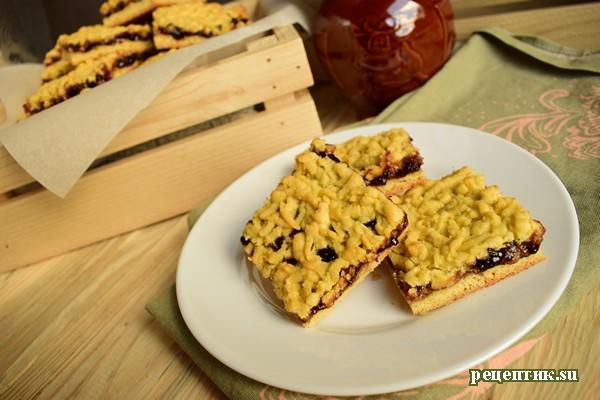 Тертое печенье «Домашнее» - рецепт с фото