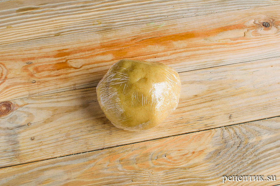 Песочное печенье с предсказаниями - рецепт с фото, шаг 1