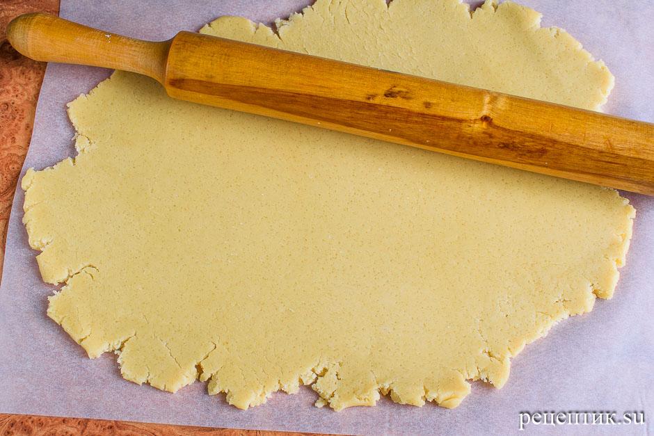Песочное печенье с предсказаниями - рецепт с фото, шаг 2