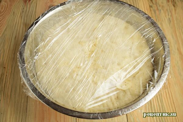 Пирожки жареные дрожжевые с абрикосами - рецепт с фото, шаг 5