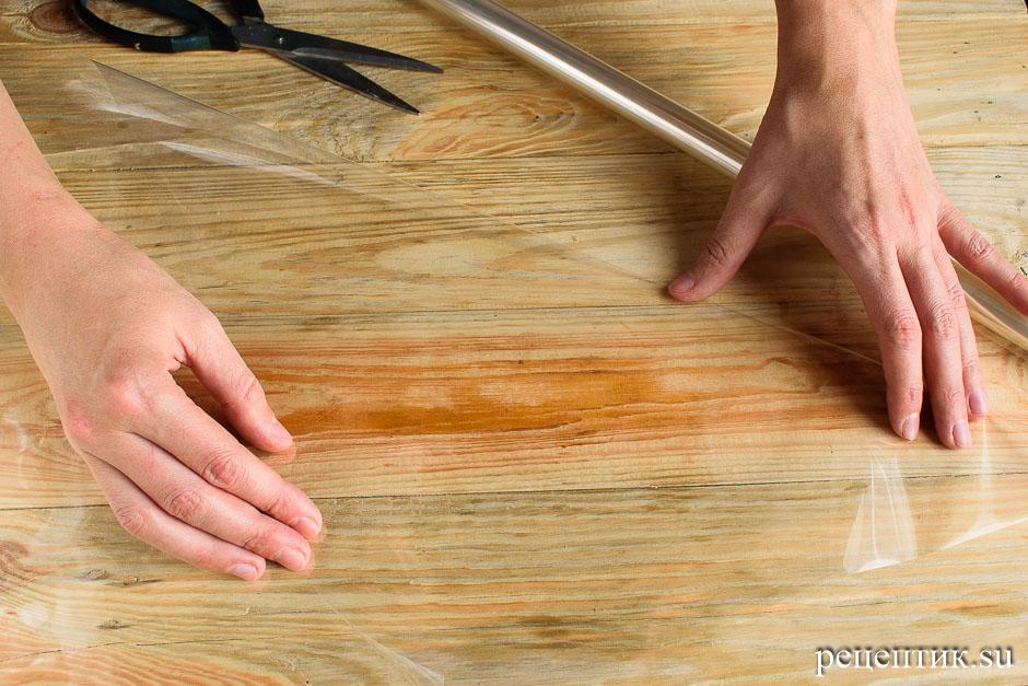 Простые расписные пряники-козули - рецепт с фото, шаг 13