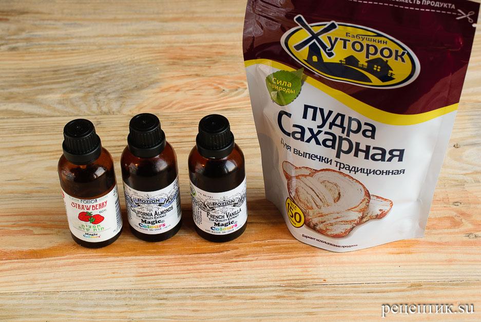 Простые расписные пряники-козули - рецепт с фото, шаг 18