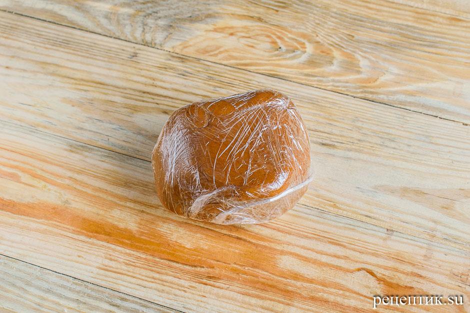 Простые расписные пряники-козули - рецепт с фото, шаг 1