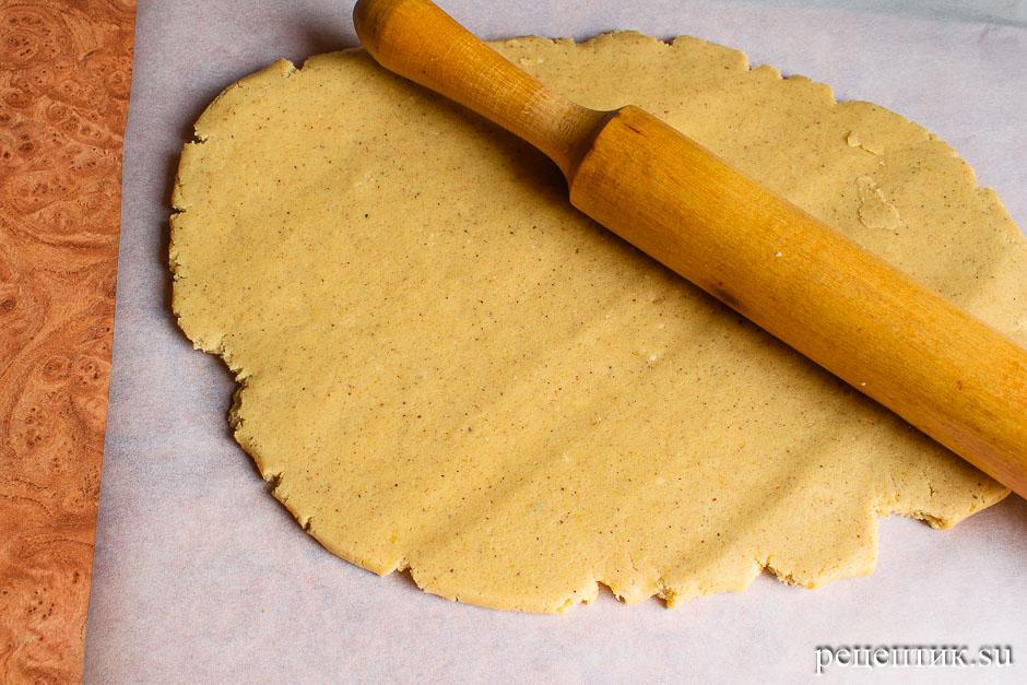 Пряники домашние простые с глазурью - рецепт с фото, шаг 2