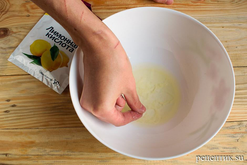 Пряники домашние простые с глазурью - рецепт с фото, шаг 7