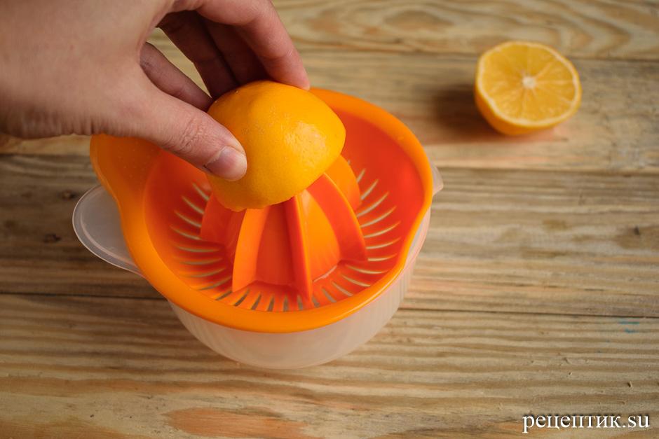 Мягкие медовые пряники с начинкой и лимонной глазурью - рецепт с фото, шаг 10