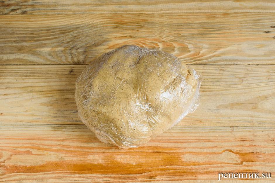 Расписные медовые пряники с цветной сахарно-белковой глазурью - рецепт с фото, шаг 1