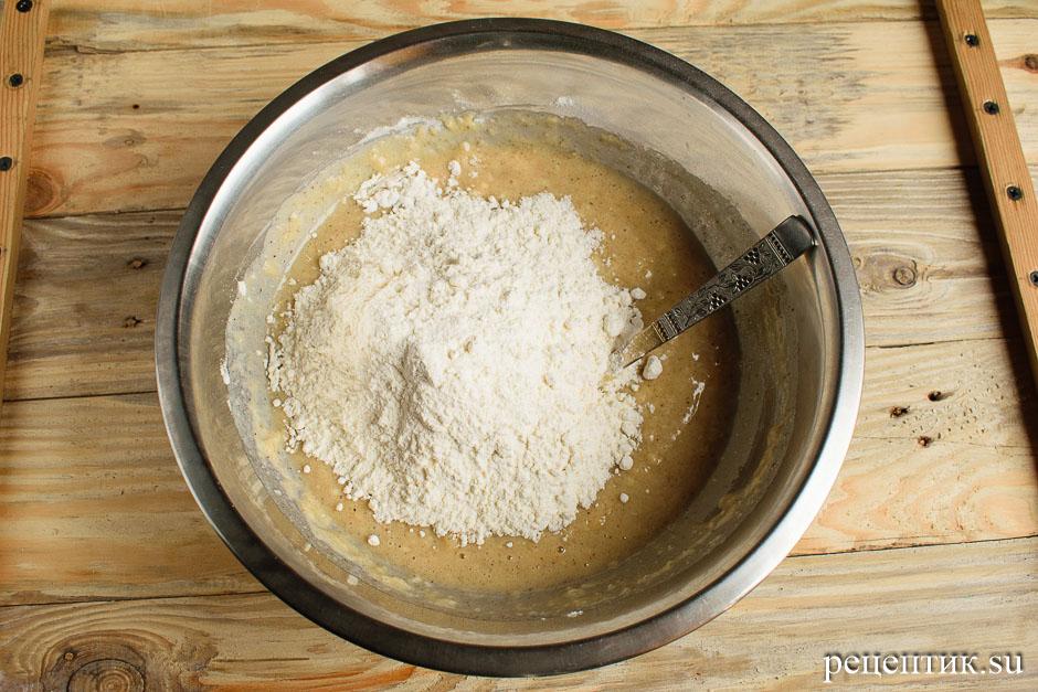 Рождественский штоллен – традиционный немецкий дрожжевой кекс - рецепт с фото, шаг 13
