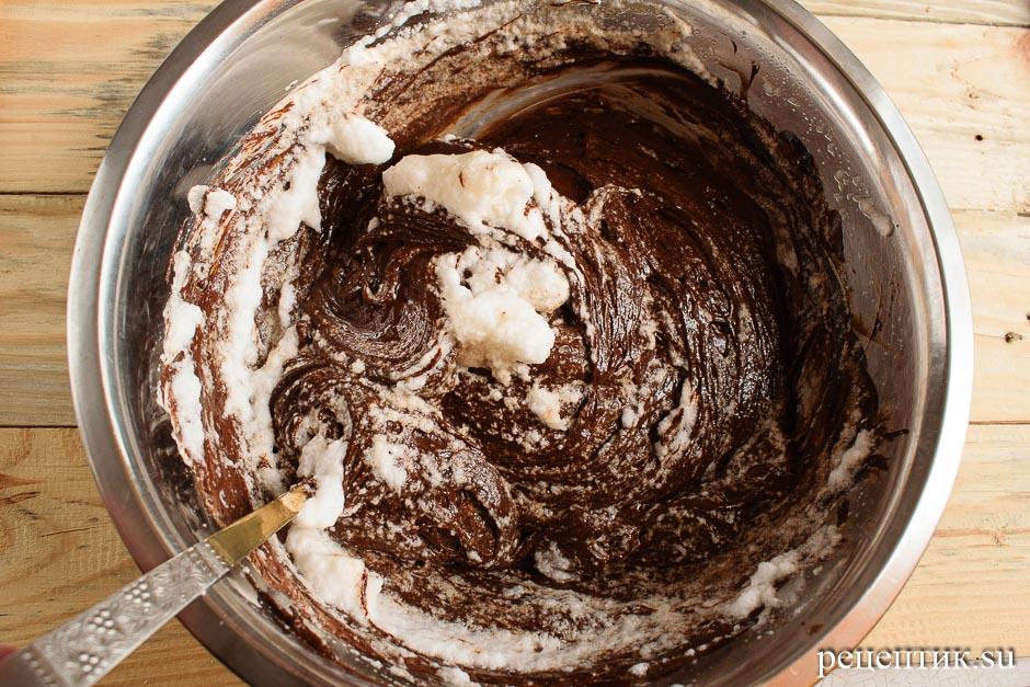 Торт «Шоколадный трюфель» - рецепт с фото, шаг 9