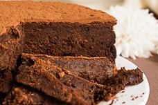 Рецепт торта «Шоколадный трюфель»