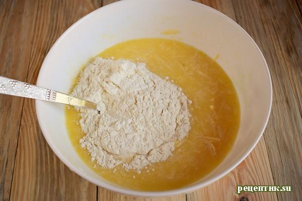 Сырные вафли - рецепт с фото, шаг 3