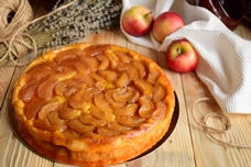 Тарт Татен — французский яблочный пирог-перевертыш