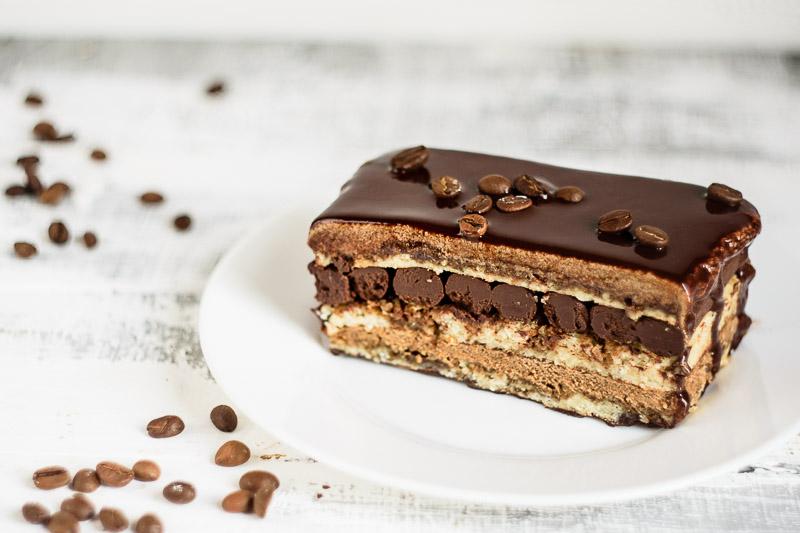 Рецепт торта «Опера»