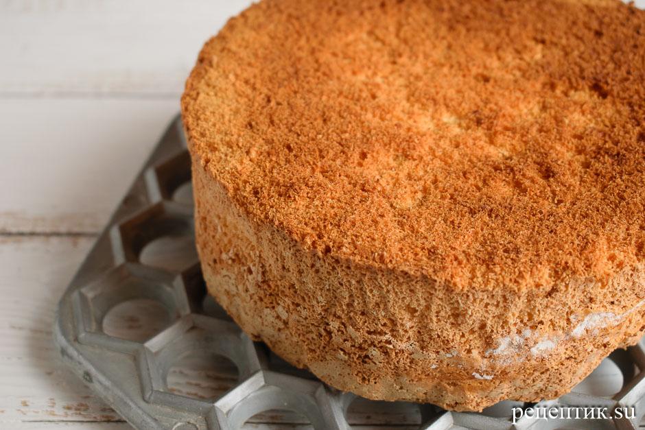 Торт «Рафаэлло» в домашних условиях – очень вкусный и нежный - рецепт с фото, шаг 10