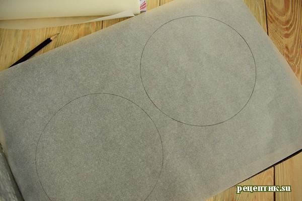 Торт «Спираль» из заварного теста - рецепт с фото, шаг 9