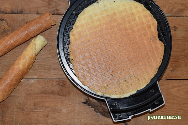 Вафли на сливочном масле - рецепт с фото, шаг 4