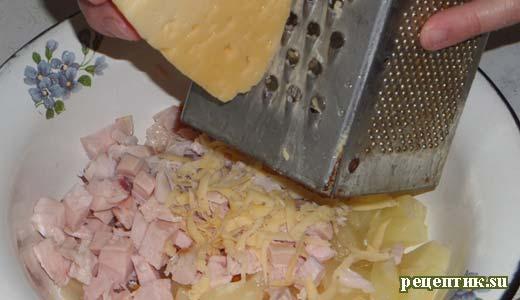 Рецепт салата колорадо
